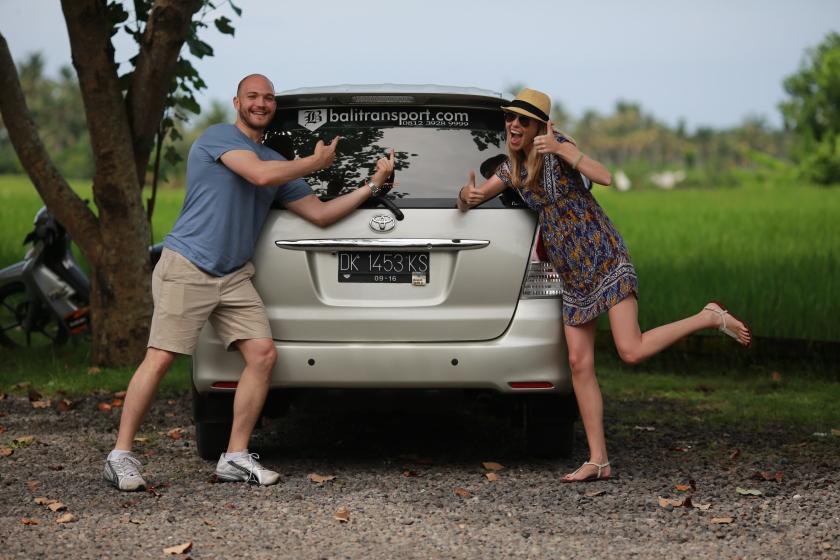 Wayan- Bali's best driver
